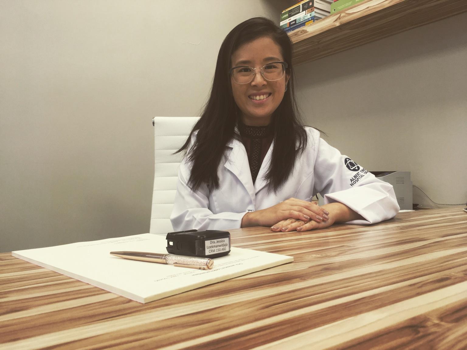 Dra Jessica Loekmanwidjaja